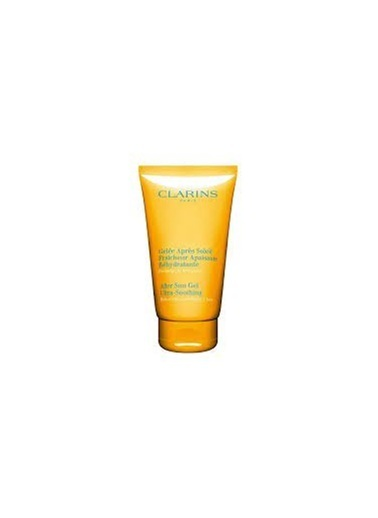Clarins After Sun Gel Ultra Soothing 150 Ml Renkli